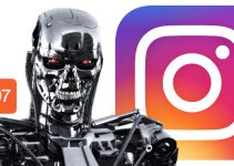 robot instagram auto like