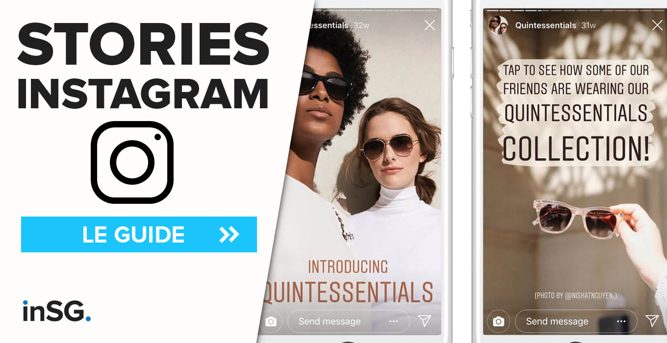 Le guide Instagram story 2019