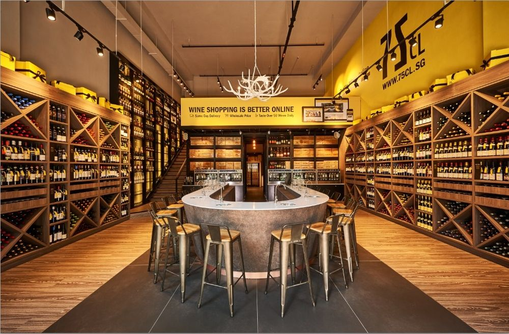 where to buy wine in singapore
