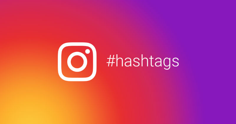 hashtags instagram selection