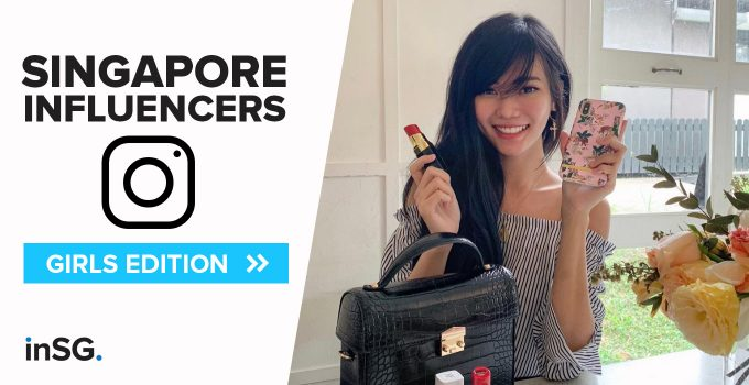 Female Beauty Instagram Influencers 👸 Singapore Edition