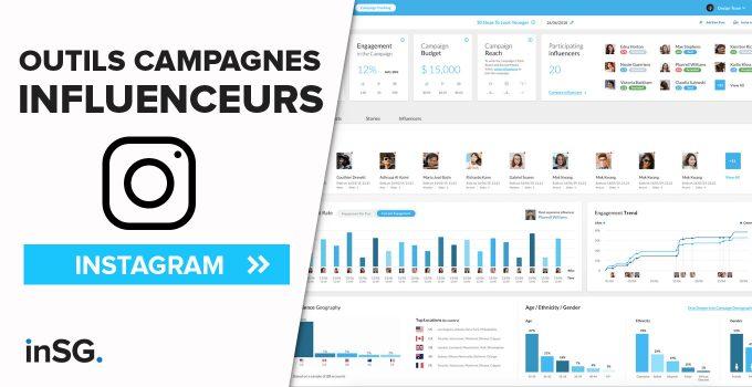 Les 10 meilleurs outils de Marketing d'Influence pour trouver des influenceurs en 2021