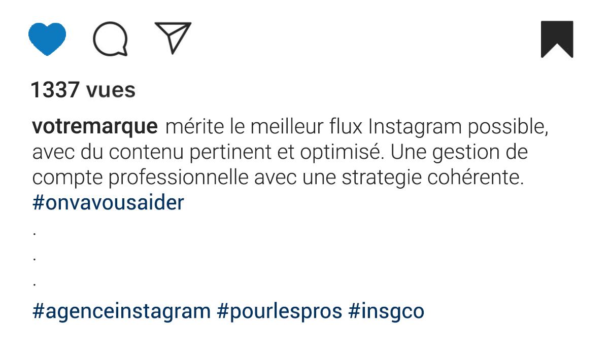 meilleure agence instagram