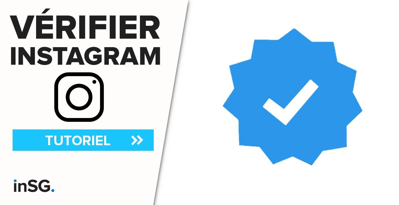 badge vérifier Instagram