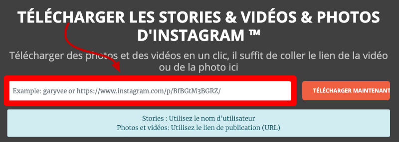 comment telecharger story instagram gratuitement