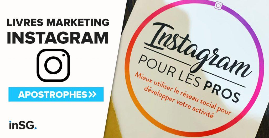 Livres sur le Marketing Instagram