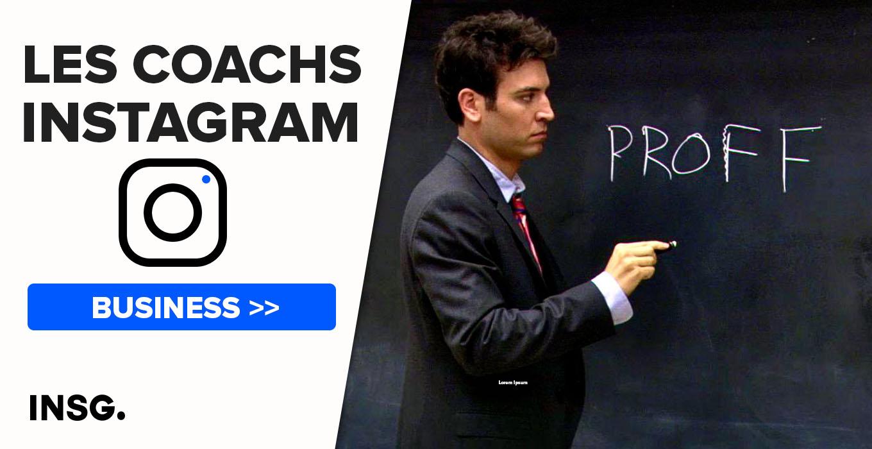 Meilleurs coach Instagram en France pour apprendre