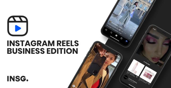 Instagram Reels business entreprises