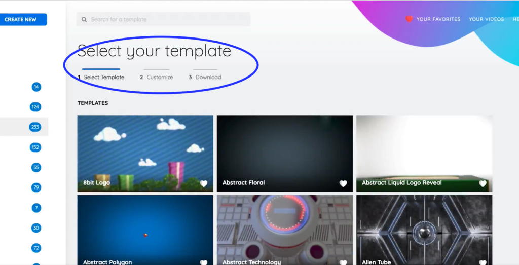 Viddyoze versatile video editor with Instagram Reels