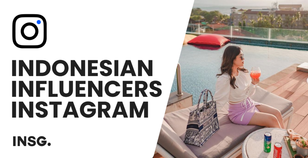 List of top Indonesian influencer on Instagram