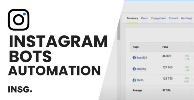 6 Best Instagram Bots to Automate your IG Page in 2021 and gain more followers