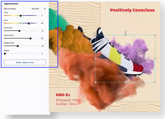 Offeo is a professional video editing tool